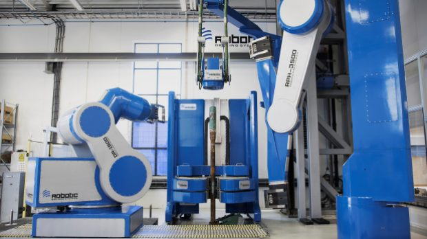 Nabors Industries to Acquire Robotic Drilling Systems