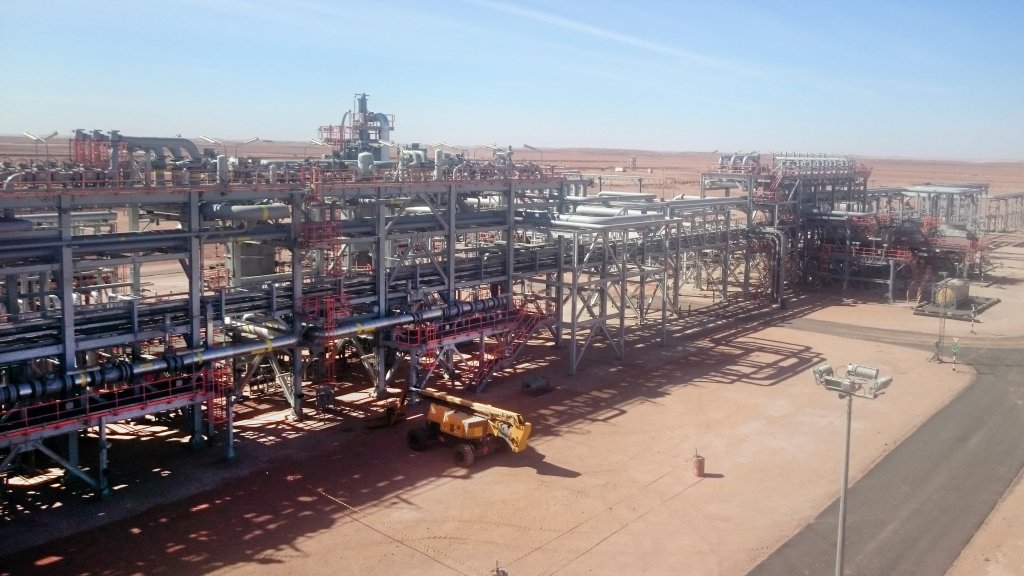 Start-up at In Salah Southern Fields - equinor com