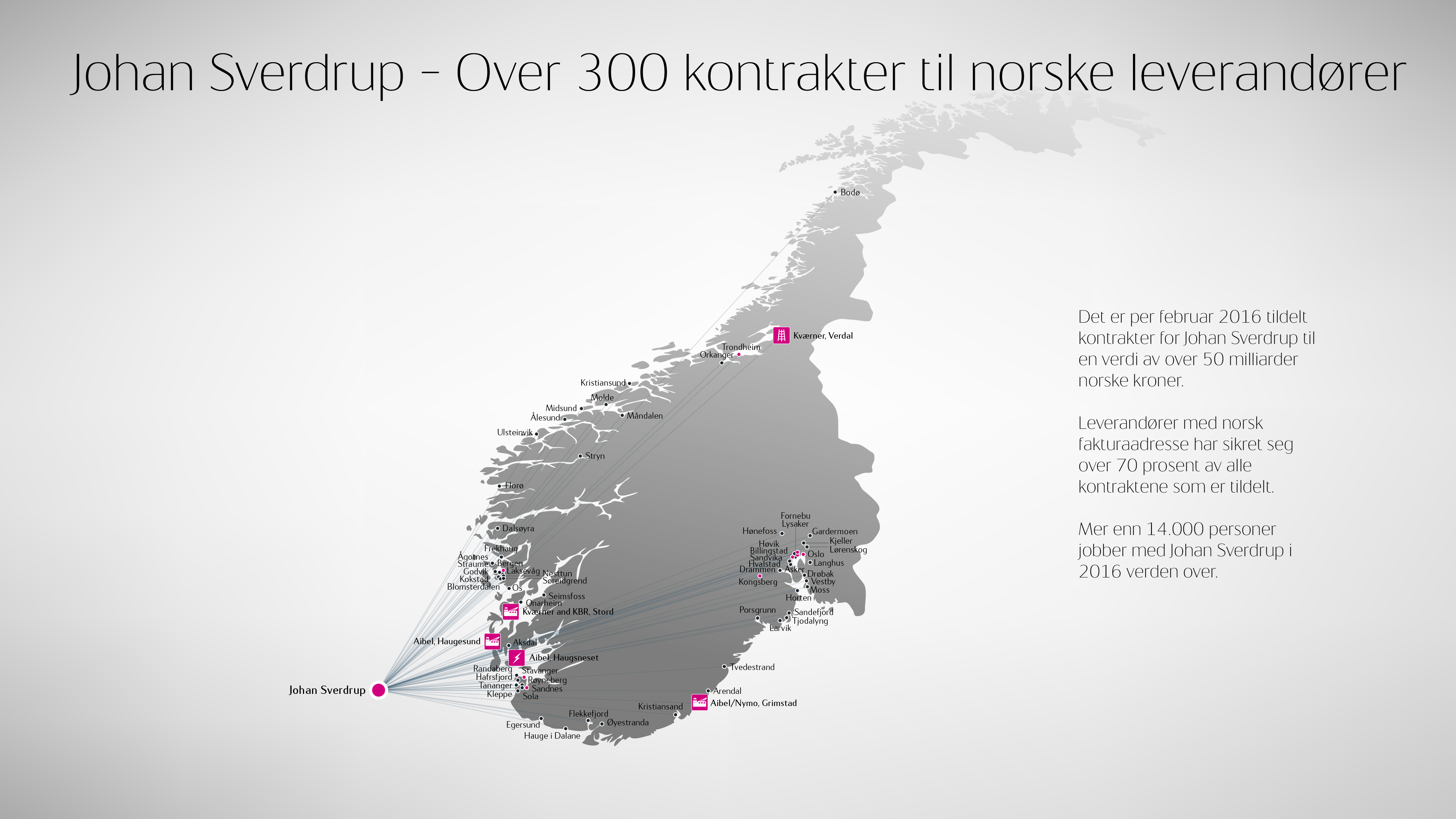 kart over høvik Johan Sverdrup: Kontrakt for oppgradering av Mongstad terminalen  kart over høvik