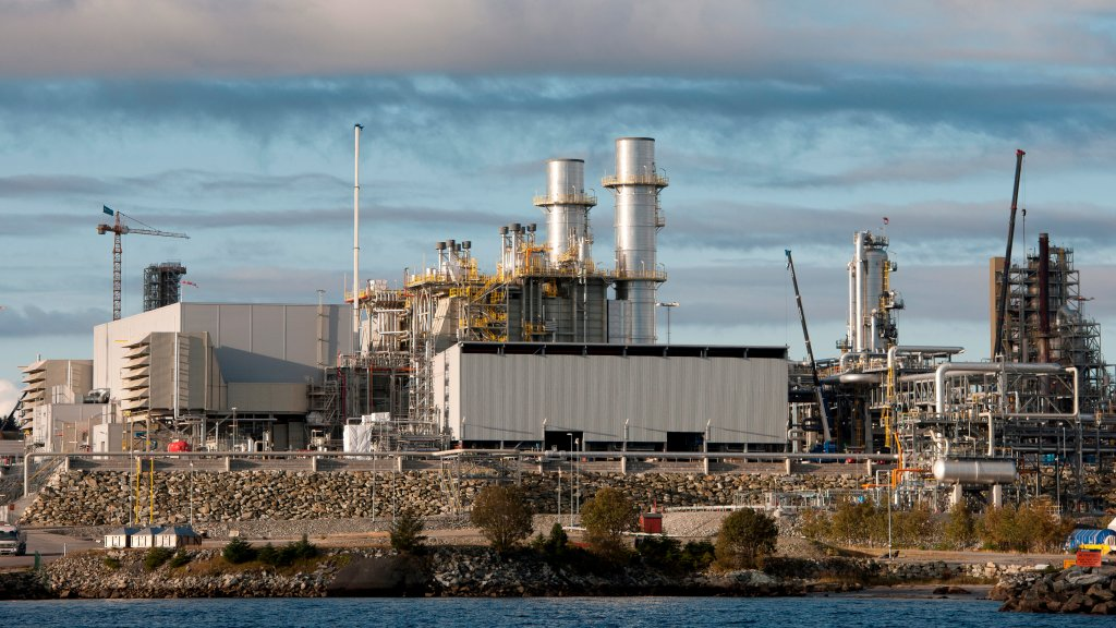 Mongstad combined heat and power plant