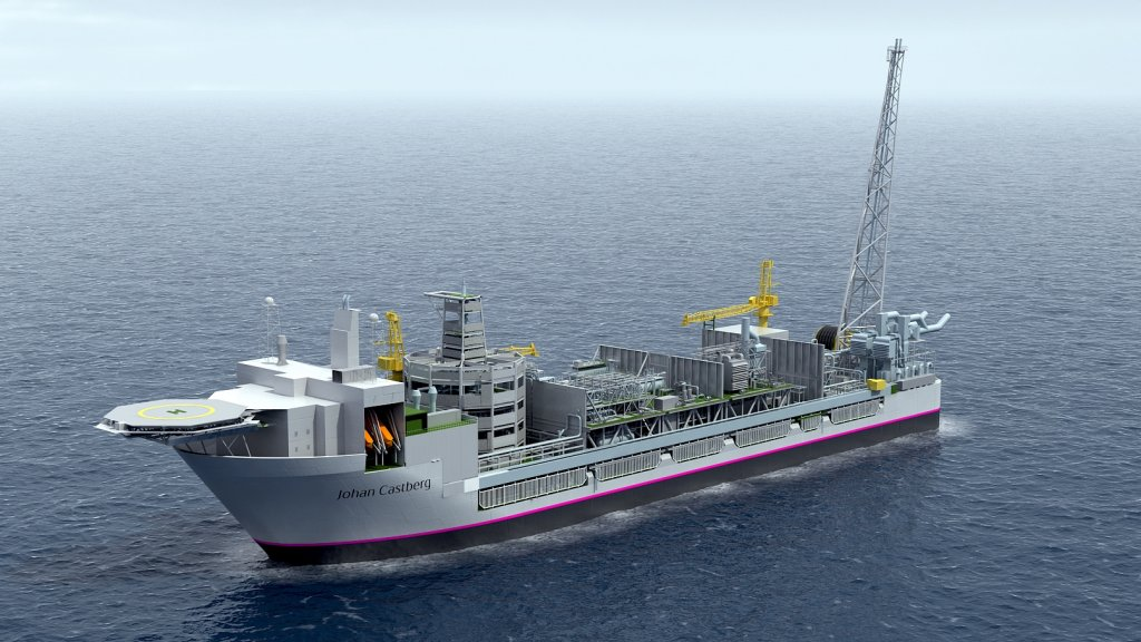 Letter of intent for the construction of the Johan Castberg hull