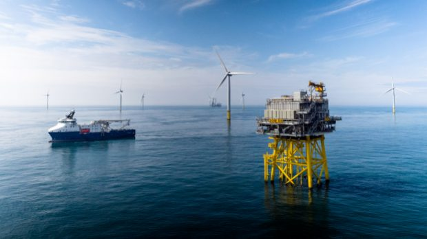 Dudgeon offshore wind farm officially opened