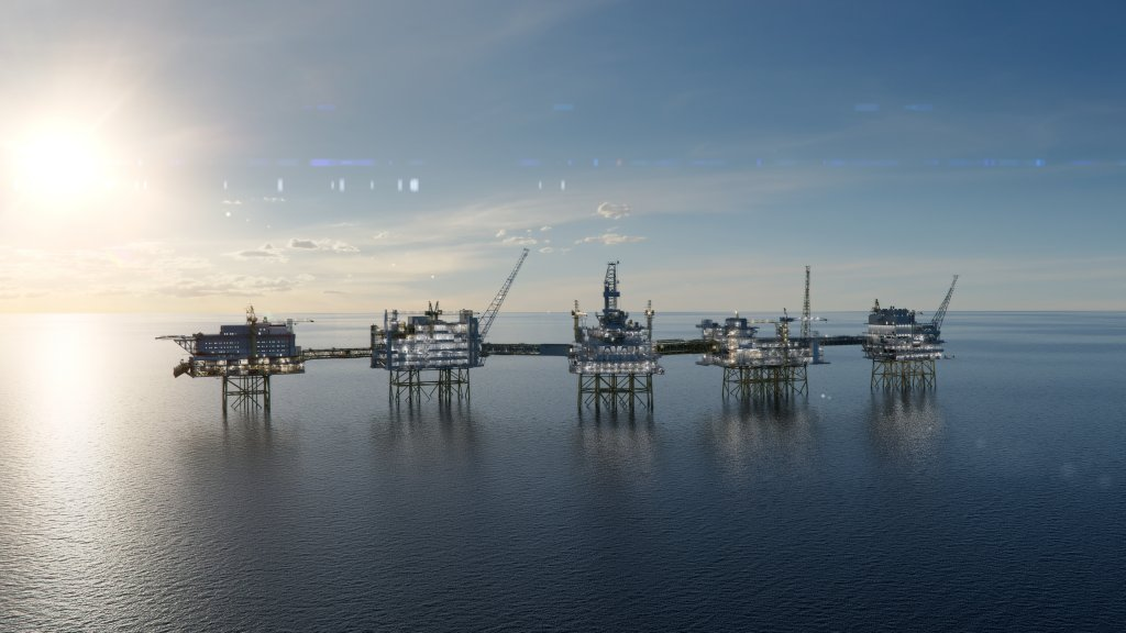 Johan Sverdrup phase 2 illustration