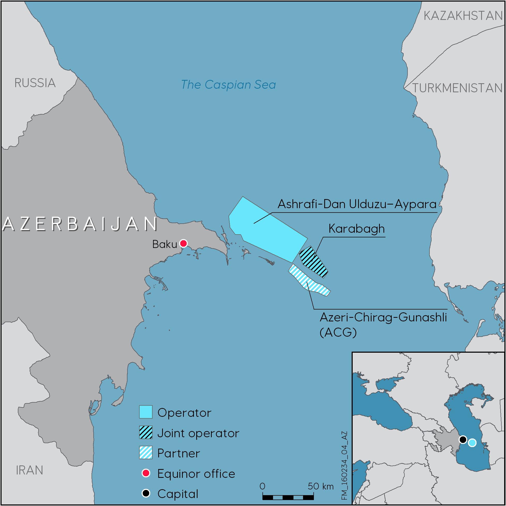 Inngar Nye Avtaler I Aserbajdsjan Inngar Nye Avtaler I