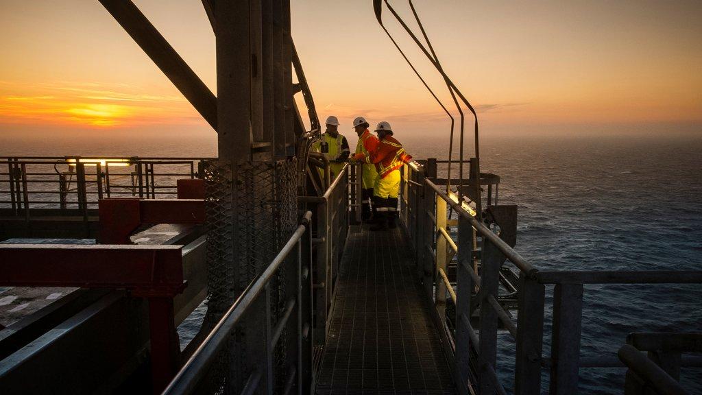 Onboard Seadrill West Hercules