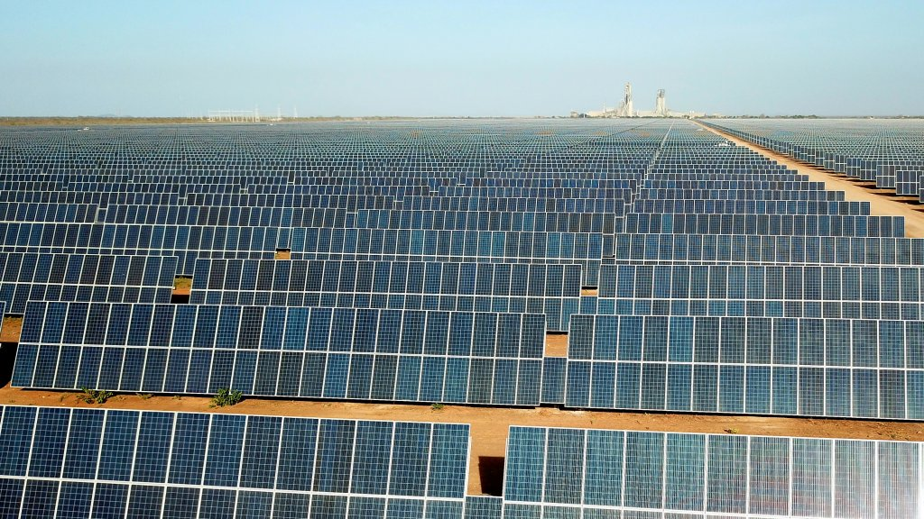 Apodi Solar plant in commercial operation - equinor com