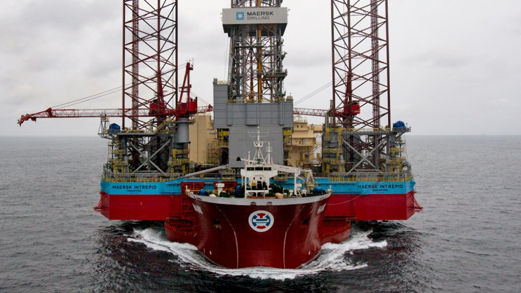 Extending the contract with Maersk Intrepid - equinor com