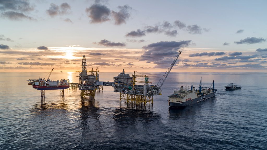 Norway's largest oil pipeline now in place - equinor com