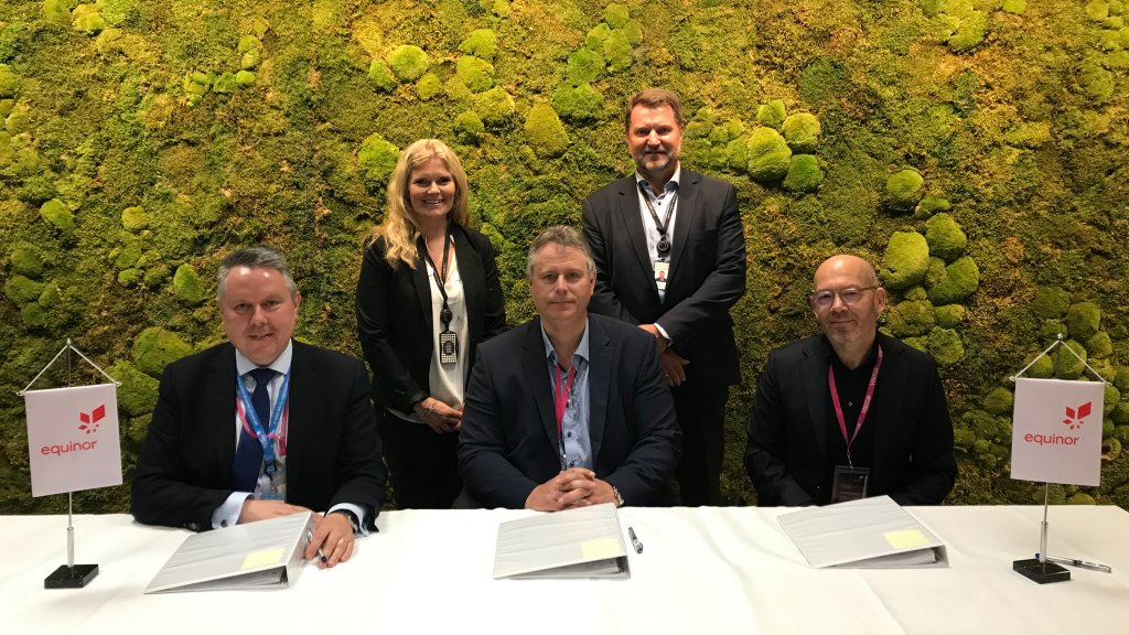 Awarding contracts worth NOK 2 5 billion - equinor com