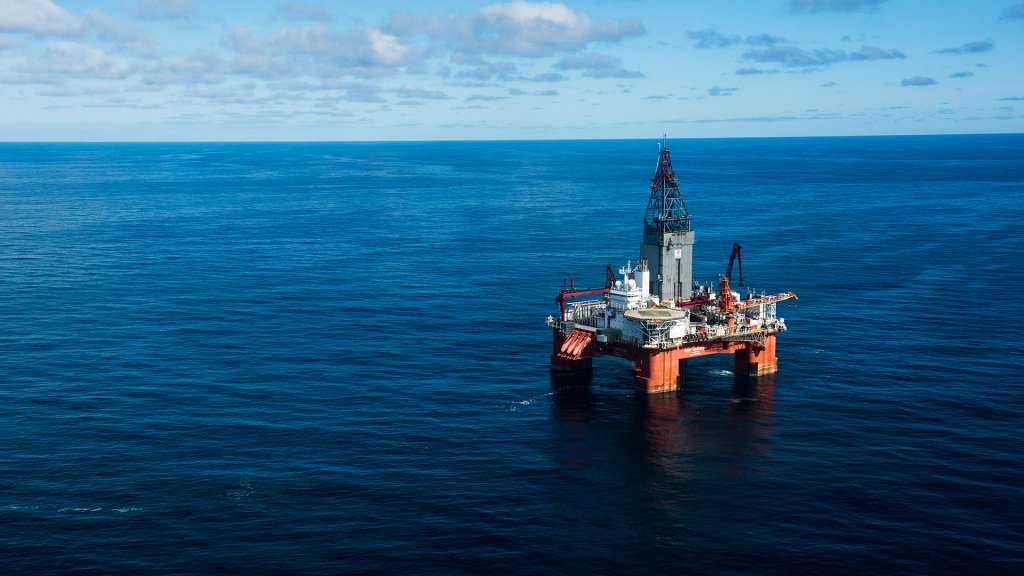 The West Hercules drilling rig