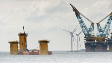 How can an oil company be best at offshore wind?