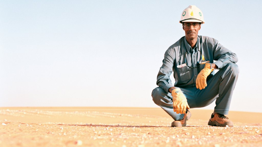 A working man from Algeria