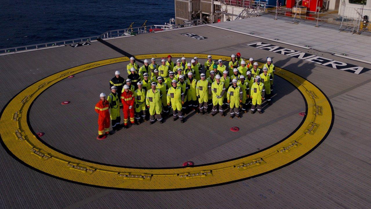 Mariner - digital frontrunner in the North Sea - equinor com