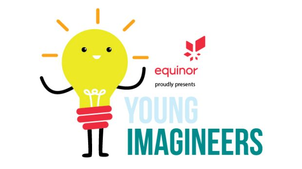Equinor's Young Imagineers . Mar 2, 2019