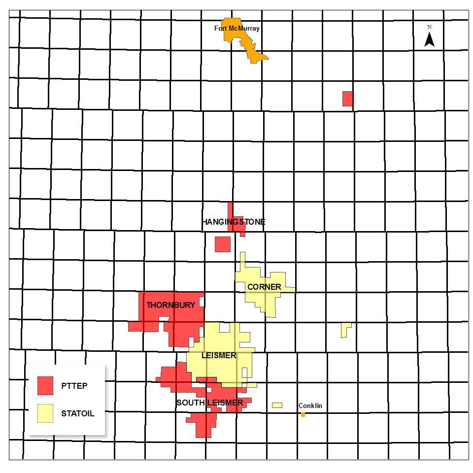 Statoil and PTTEP swap Canadian oil sands assets - equinor com